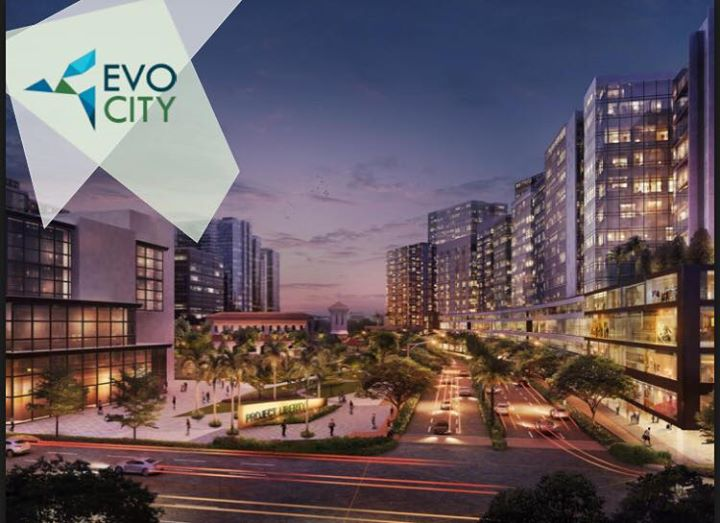 Event Details & Launching of THE RESIDENCES in EVO CITY at Harbor Garden Tent ...