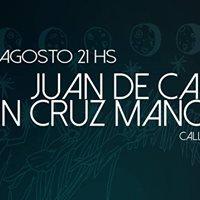 Juan de Canala  Juan Cruz Mancinelli En La Plata.
