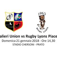Cavalieri Union vs SITAV Rugby Lyons Piacenza