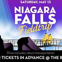 Niagara Falls Field Trip