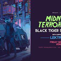Black Tiger Sex Machine - Midnight Terror Tour - Vancouver
