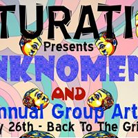 Funknomenon and Group Art Show