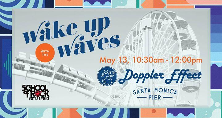 Doppler Effect at Santa Monica Pier
