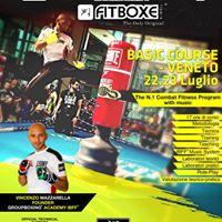 GB FitBoxe Basic Course- Veneto