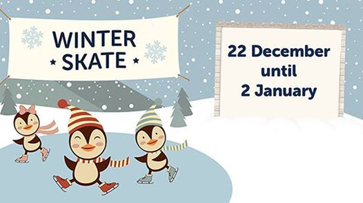 Winter Skate at the SSE Arena