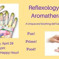 Reflexology and Aromatherapy Workshop