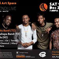 Wikiendi Live 2017 Finale ft Ze Spirits Wahapahapa  Mandela