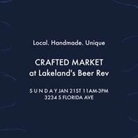 Crafted Market at Lakelands Beer Rev