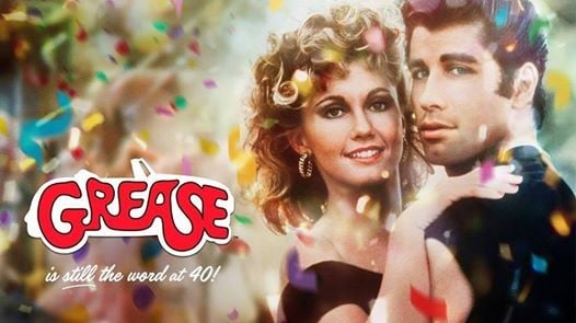Grease 40th Anniversary Screening  All Nite Party
