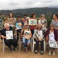 Ojai 2 day art retreat