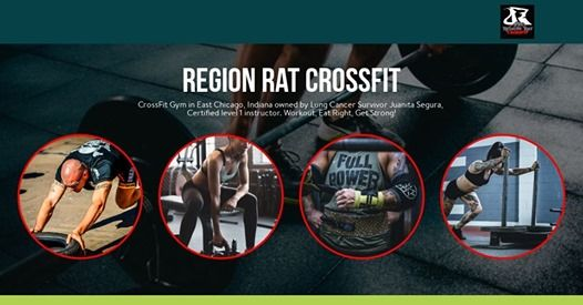 Teachers Special Bootcamp at Region Rat CrossFit
