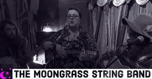 The Moongrass String Band (Bluegrass)