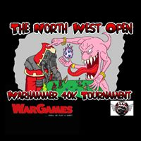 The North West Open Warhammer 40k ITC Tournament