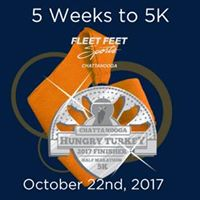 5 Weeks to 5K Training Program