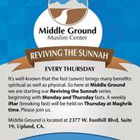 Reviving the Sunnah - Iftar