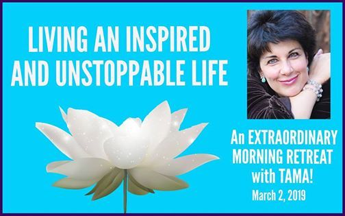 Living an Inspired & Unstoppable Life