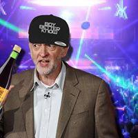 Jeremy Corbyn Victory Rave