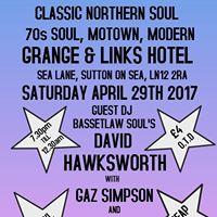 Northern Soul 70s Soul Motown &amp Modern - Grange &amp Links