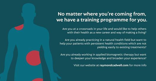 Practitioner Cert Applied Biomagnetic Therapy - Raymond Cadwell