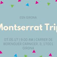 Montserrat trip with ESN Girona