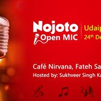 Nojoto Open Mic- Udaipur