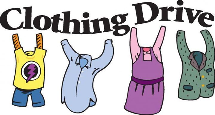 Clothing Drive Fundraiser at 10212 E Riverside Dr, Bothell ...