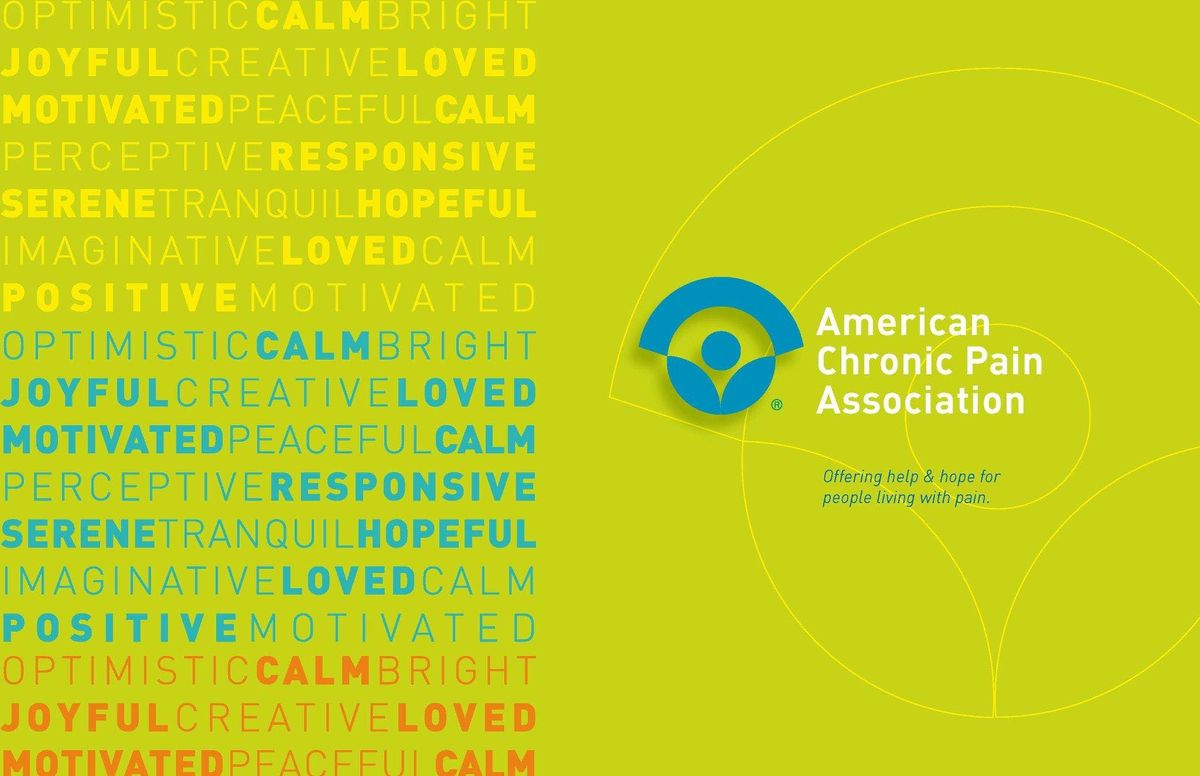 Chronic Pain Support Group July 2019