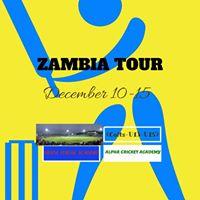 Zambia December TOUR 2017