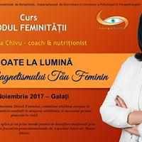 Curs Codul Feminitatii