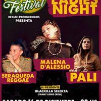 Rey Jah Festival  Edizion Especial Ladies Nigth