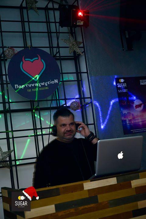 Sugar Mainstream Saturdays with Dj Stavros Nicolaou