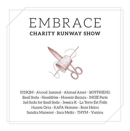 Embrace Charity Runway Show