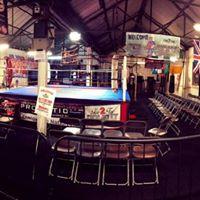 Toe2Toe Interclub (boxing &amp mma)