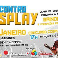 1 Encontro Cosplay Bragana