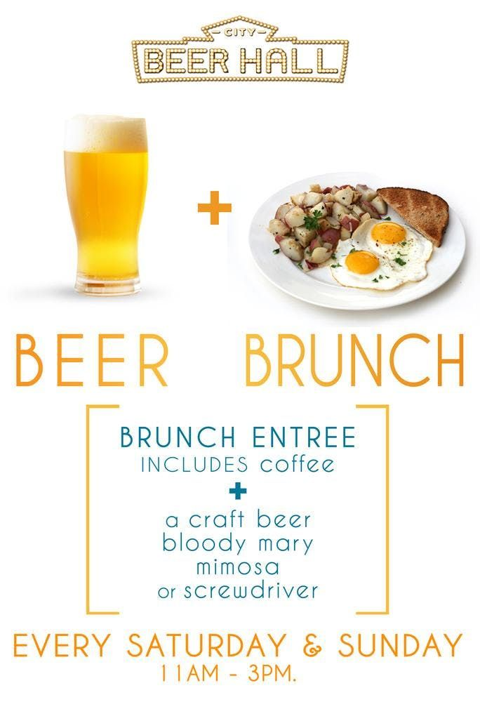 Beer Brunch