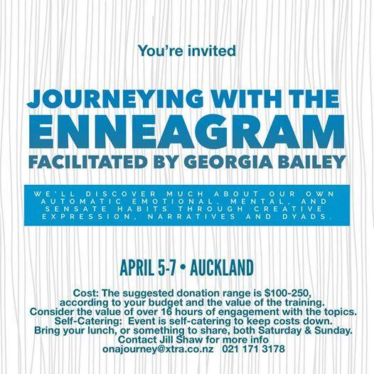 Enneagram Journey Weekend
