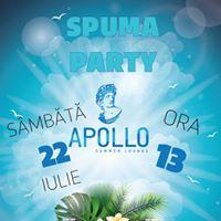 Apollo Spuma Party