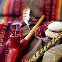 Sacred Pipe Ceremony and potluck
