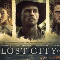 Movie Day for Adults The Lost City of Z