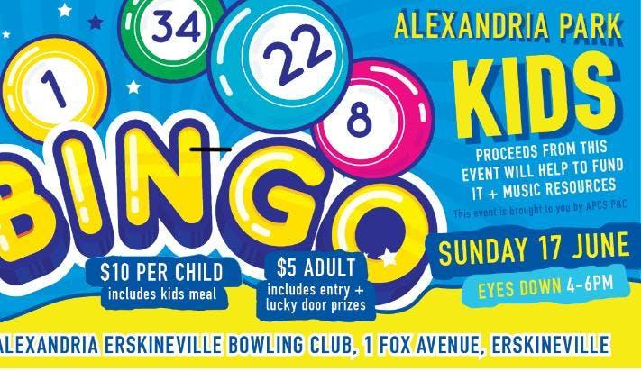 Prizes for kids bingo