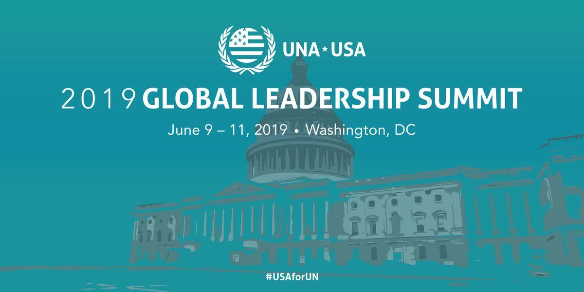UNA-USA 2019 Global Leadership Summit