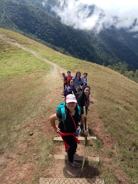Weekdays Hike Mt Ulap X baguio