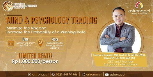Seminar Mind & Psychology Trading
