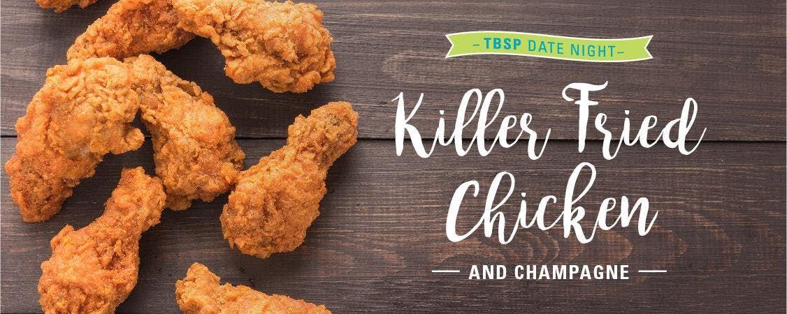 dating fried chicken