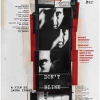 Projection &quotDont blink - Robert Franck&quot de Laura Israel