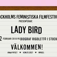 Invigning Stockholms feministiska filmfestival 2018