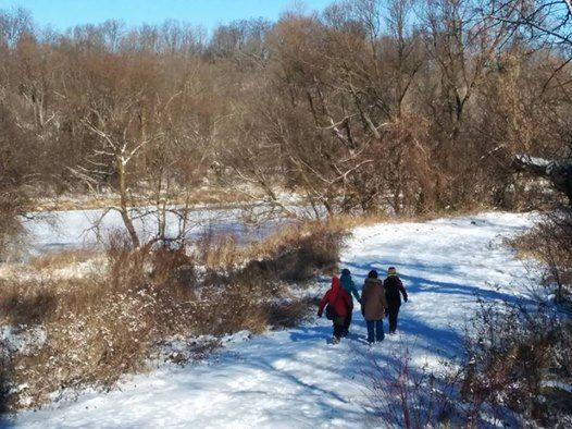 Huron Natural Area 5km hike