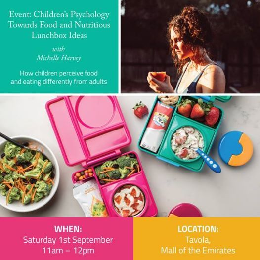 Understanding Childrens Psychology Towards Food At Tavola Dubai