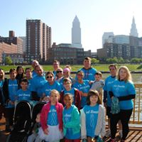 LUNG FORCE Walk Cleveland OH