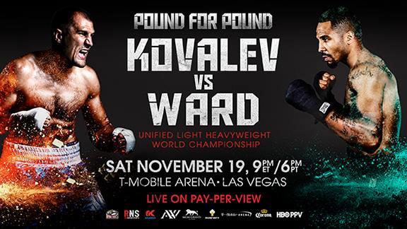 LiVe Andre Ward vs Sergey Kovalev 2 Fight Live Online TV Channel